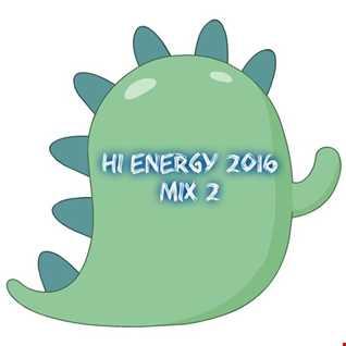 Hi Energy 2016 Mix 2