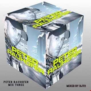 PETER RAUHOFER - MIX THREE