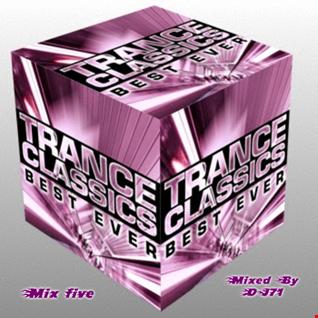 MIXMASTER 155 - TRANCE CLASSICS - MIX FIVE
