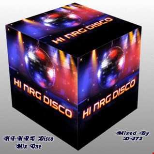 HI-NRG DISCO - MIX ONE