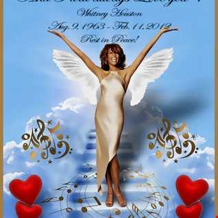 Whitney Houston -  I Will Always Love You - Extended Diva Mix - 9.55