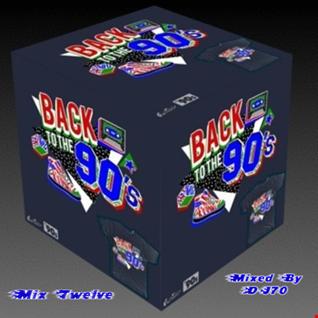 MIXMASTER 145 - BACK TO THE 90'S - MIX TWELVE