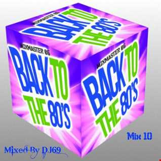 Mixmaster 86 - Back To The 80's Mix 10