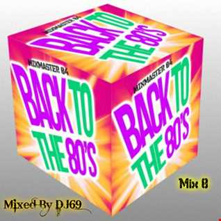 Mixmaster 84 - Back To The 80's - Mix 8