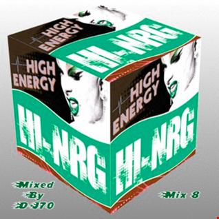 MIXMASTER 123 - HI-NRG - THE 80'S - MIX 8
