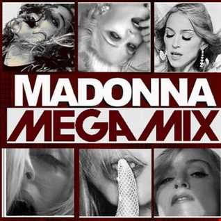 Madonna -  1980's  Megamix