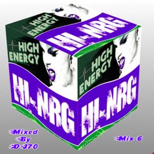 MIXMASTER 119 - HI-NRG - THE 80'S - MIX 6