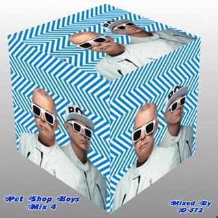 PET SHOP BOYS - MIX FOUR