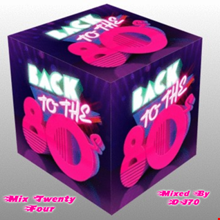 MIXMASTER 147 - BACK TO THE 80'S - MIX 24