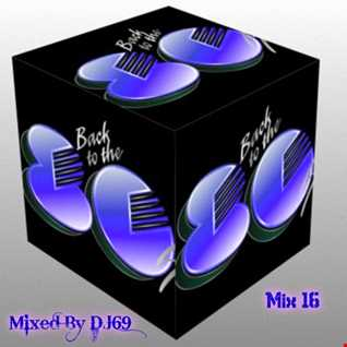 MIXMASTER 96 - BACK TO THE 80'S - MIX 16