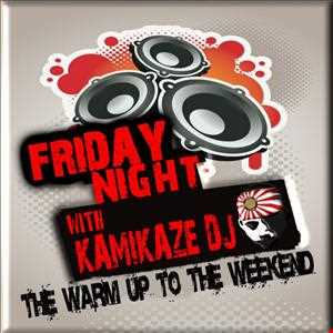 WARM UP TO THE WEEKEND  24052013