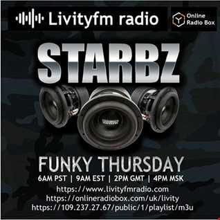 starbz funky thursday 30042020