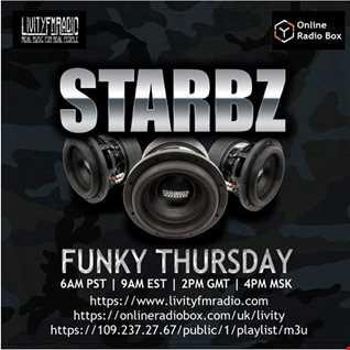 starbz funky thursday09042020