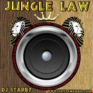 JUNGLE LAW WITH DJ STARBY 17 04 13