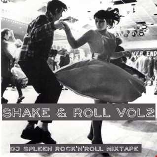 Shake & Roll Vol2 (rock'n'roll mixtape)