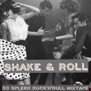 Shake & Roll (rock'n'roll mixtape)