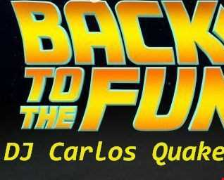 Back to the Funk 2016 DJ Carlos Quakenbrück