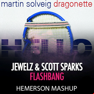 Martin solvieg and Jewelz & Scott Sparks feat Dragonette   Hello Flashbang (Hemerson Mashup Bootleg)