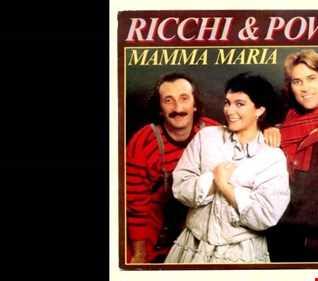 RICCHI E POVERI   Mamma Maria   Remix 2k19