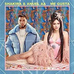 Shakira Feat. Anuel AA    Me Gusta   Remix Micky DJ 2020 Regga