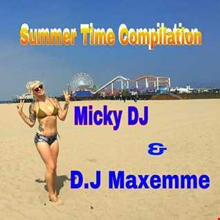Summer Time Compilation   Micky DJ & D.J.Maxemme