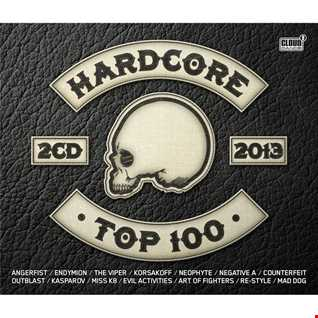 Hardcore top 100 2013 CD 2