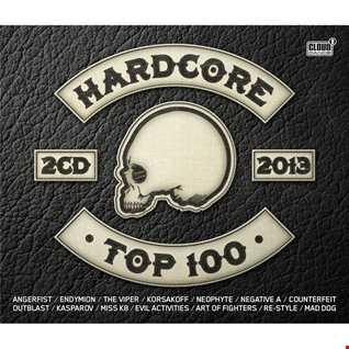 Hardcore top 100 2013 CD 1