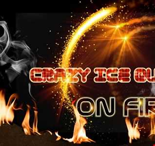 CRAZY ICE QUEEN   On Fire