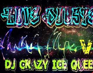 DJ CRAZY ICE QUEEN (L.I.)   Love Dubstep v.8