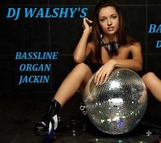 dj walshys back to the dancefloor edition 1
