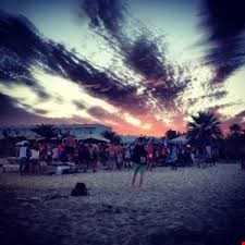 "robbie romero - ""bar blanco"" of Ibiza - afterhour on the beach"