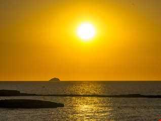 "baiodeejay & robbie romero - a night to ""gamma club"" of Ibiza - party on the beach"