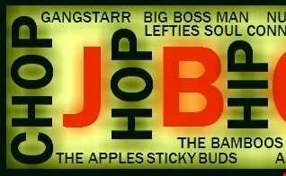 JBC CHOP HOP HIP FUNK MIX 5 5 17