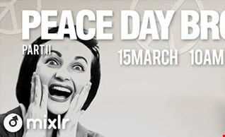 JBC Peace Day Broadcast Mix 10 Mar 14