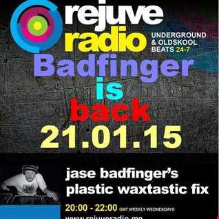 JBC - REJUVE RADIO RETURN SHOW   21 1 15