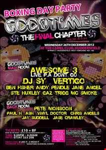 Jase Crawley Good Times Boxing Day 2012 Mix