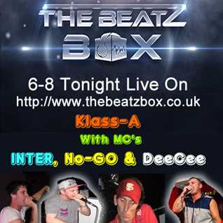 live on http://www.thebeatzbox.co.uk/