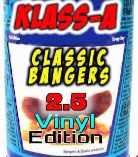Bangers 2.5 100% Vinyl Set