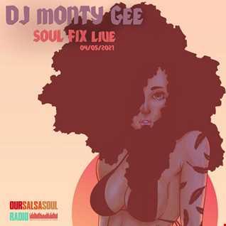 DJ MONTYGEE LIVE ON OSSR 04/05/2021 BRAND NEW SOULFUL HOUSE