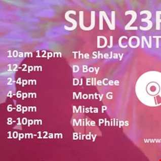 MIX ON THE SOUL NETWORK 247 DJ CONTEST 23/05/2021