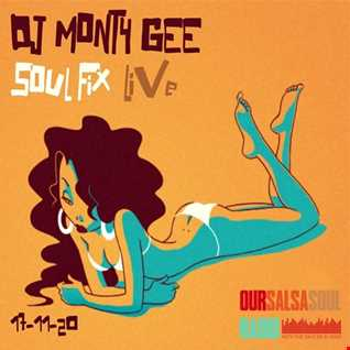 DJ MONTYGEE SOULFix ***LIVE**ON OSSR 17/11/2020 (BRAND NEW SOULFUL HOUSE)