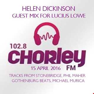 Guest mix for Chorley FM - House/Deep/Tech/Funky