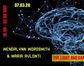 #WEDIGDEEPER S4 EP 33 With MARIA AVLONTI & WENDALYNN WORDSMITH in The Light & Dark Sessions from 07.03.20 - 45 mins a piece B2B, rinse & repeat