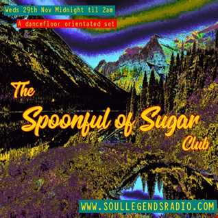 For One Night only - A Return to The Twilight Tones with The Spoonful of Sugar Club as aired 29.11.17