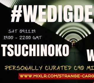 #WEDIGDEEPER S4 EP 17 >>>TSUCHINOKO AND MARTIN WAKEFIELD>>> In the light and dark sessions from  WDD 09.11.19