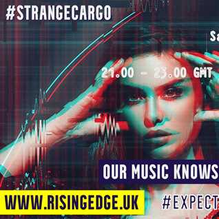 Our Music Know No Boundaries No.6 with #strangecargo -  Feb edition for www.risingedge.uk #expecttheunexpected, #norules