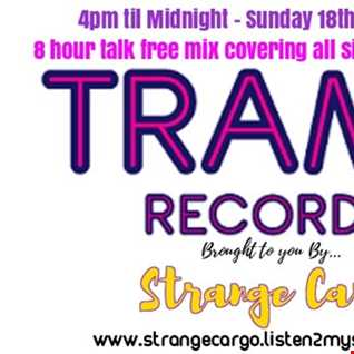 Tramp Records Special by Strange Cargo (pt 1 of 2) as aired on 18.12.2016