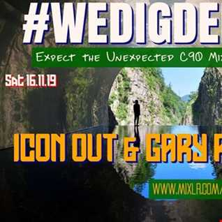 EP18 Of The LIGHT & DARK SESSIONS @ #WEDIGDEEPER Featuring the Guest Selections of; GARY RAFTERY AND ICON OUT  From 16.11.19