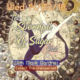 2 hours of Truly Alternative Chill out with Mark Gardner over @ The Spoonful of Sugar Club as aired 14.03.2018