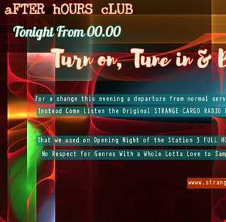 EP27 #springintosummersessions After Hours Club - Post Midnight Edutainment with a twist as aired 29.05.17